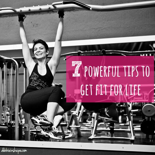 You don't need to overcomplicate things and get stressed out. Follow these 7 powerful tips to get fit for life and you will be closer to your goals.