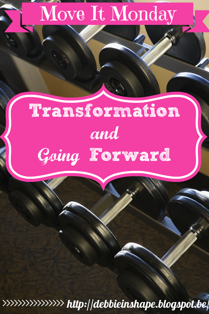 Move It Monday : Transformation and Going Forward