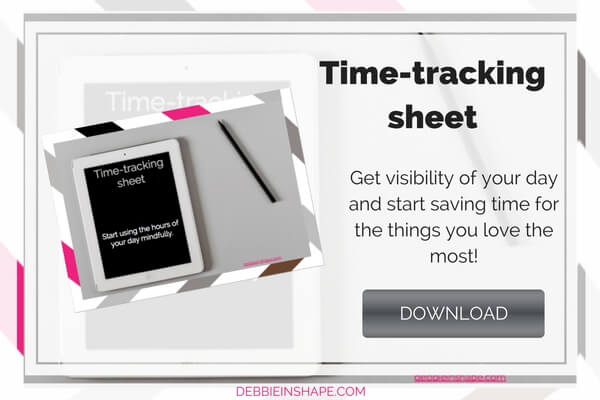 Get visibility of your day and start saving time for the things you love the most!