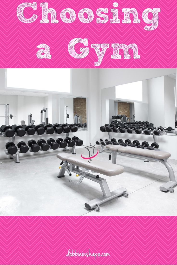Choosing a Gym6 min read
