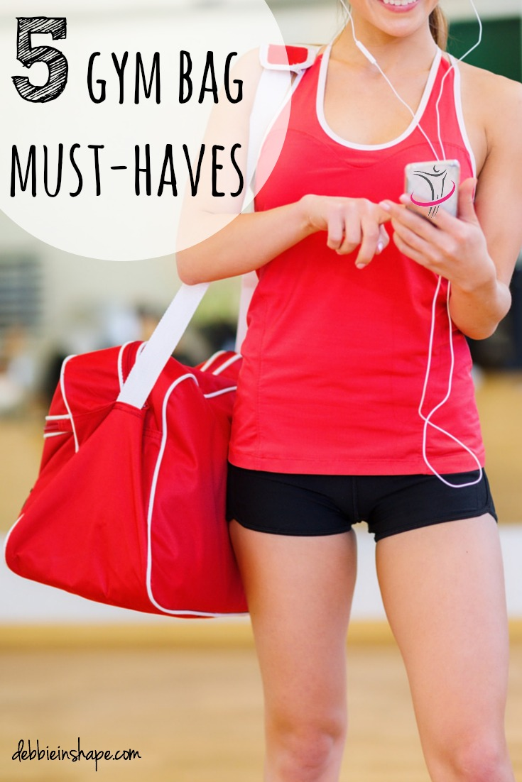 5 Gym Bag Must-haves4 min read