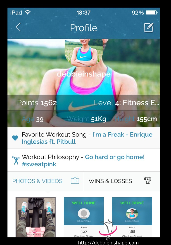 Review : The Fitness Games App3 min read