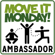 MoveItMonday is an international campaign which encourages people of all fitness levels to get moving each week starting on Mondays.