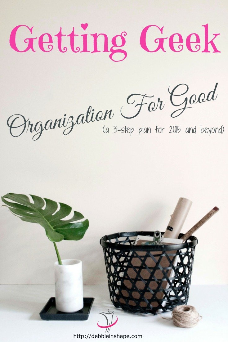 Organization for Good (a 3-step plan for 2015 and beyond)