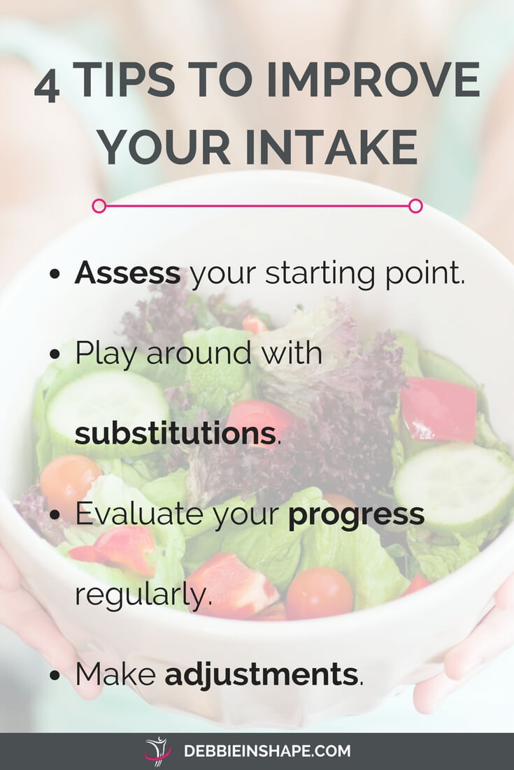 4 steps to improve the quality of your meals. Read more on the blog!