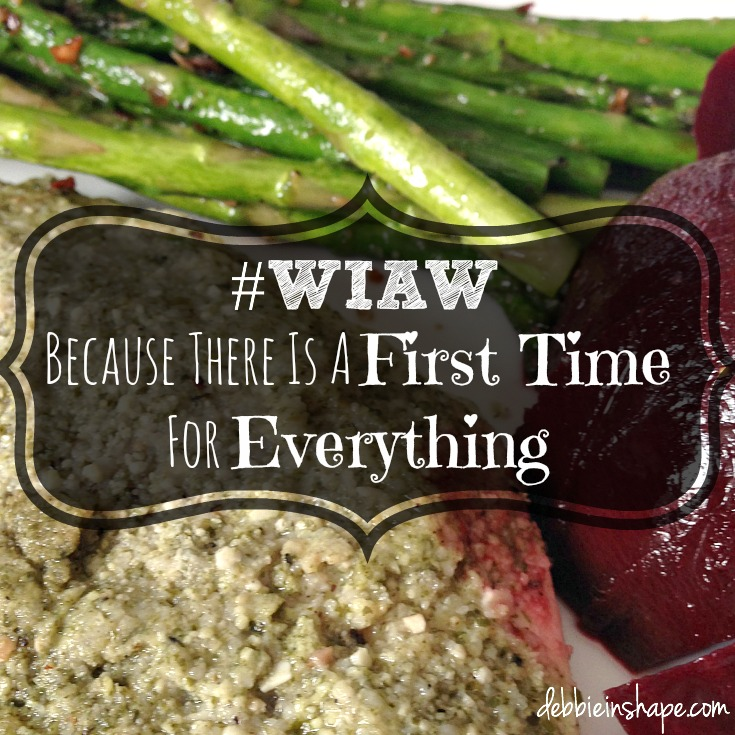 I prefer easy healthy recipes because cooking is not my specialty. Here is another way to get your asparagus done.