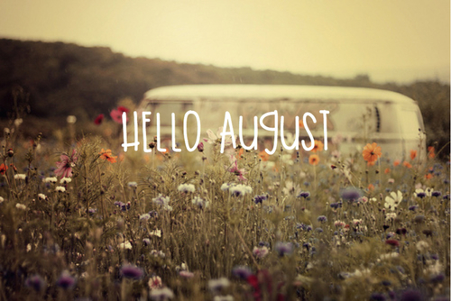 Hello August. Accountability post for my 2015 commitments, aka resolutions.