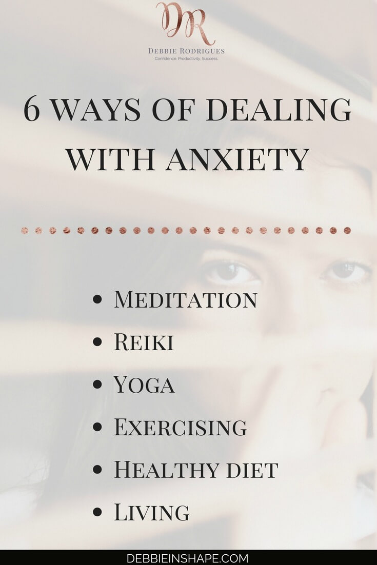 How to manage anxiety on a daily basis. Discover how you can become a better version of yourself one day at a time. Learn other ways to overcome blocks to feel more confident and successful at the 52-Week Challenge For A More Productive You. #productivity #confidence #success #journaling #anxiety
