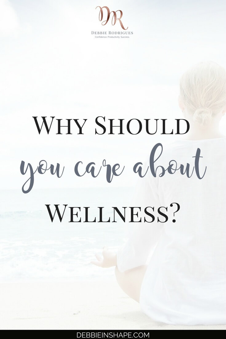 There are many things you can do to develop a healthy lifestyle. Make sure you include total wellness to improve your overall well-being. Find out how you can become a better version of yourself one day at a time with the 52-Week Challenge For A More Productive You. #productivity #confidence #success #journaling #wellness