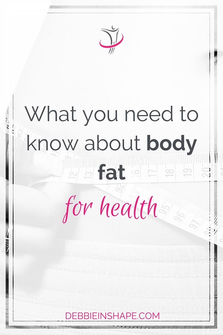 What You Need To Know About Body Fat For Health.