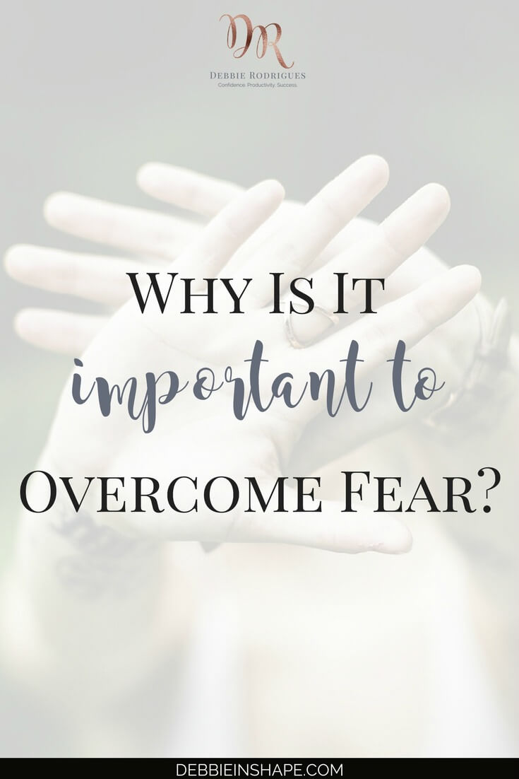 It's normal to feel fear, but we cannot allow it to control us. Learn how you can regain your self-esteem, become more productive, and develop a fulfilling lifestyle by overcoming your fears. Join the 52-Week Challenge For A More Productive You and get all the support you need to succeed. #productivity #confidence #success #journaling #mentalhealth
