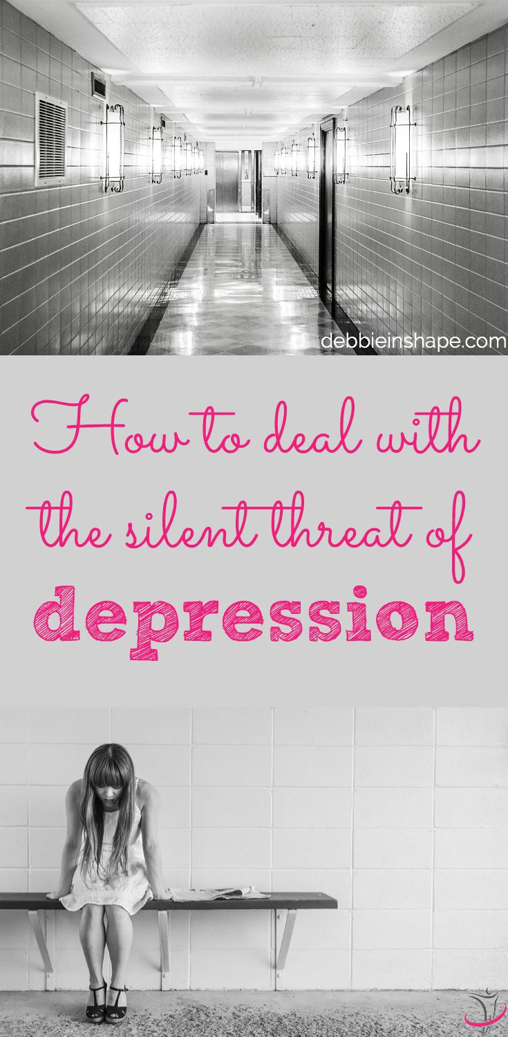 How can i deal with depression