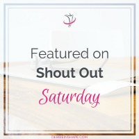 Shout Out Saturday