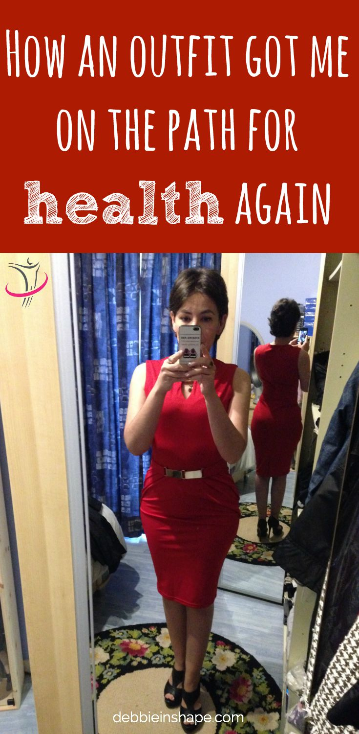 How An Outfit Got Me On The Path For Health Again