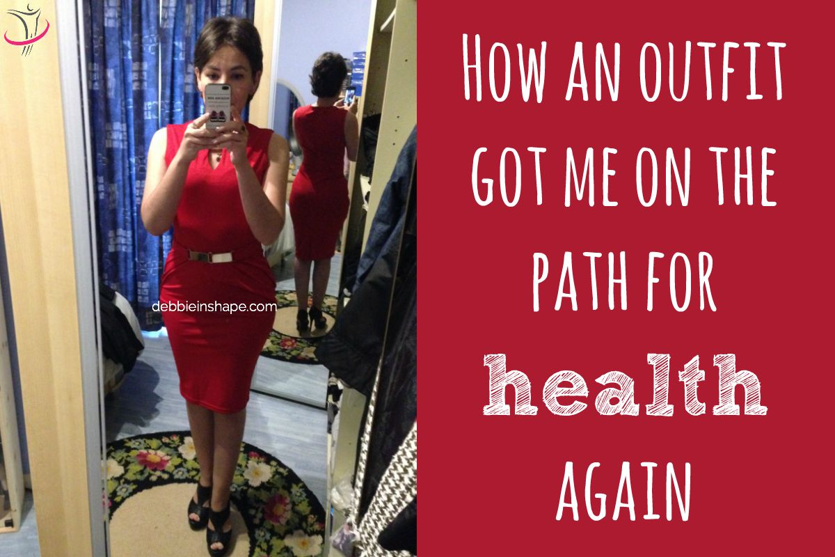 How An Outfit Got Me On The Path For Health Again5 min read