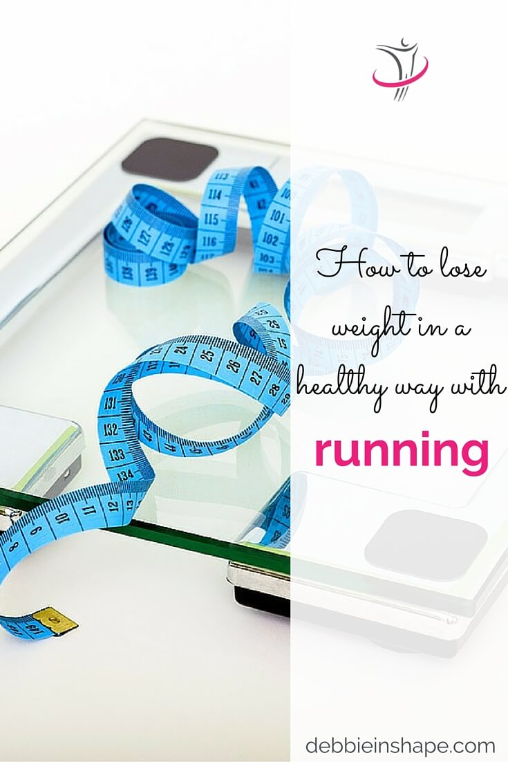 How To Lose Weight In A Healthy Way With Running.