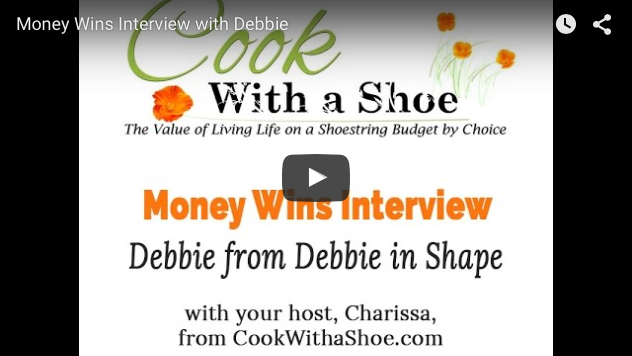 Money Wins Interview with Charissa Quade.