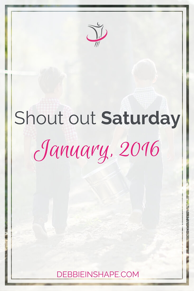 Shout Out Saturday January 2016.
