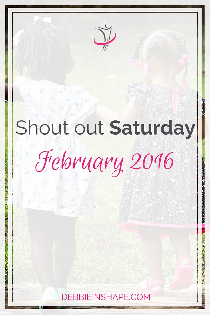 Shout Out Saturday February 2016.