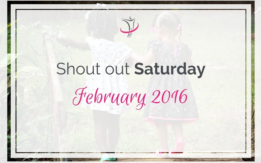 Shout Out Saturday February 20163 min read