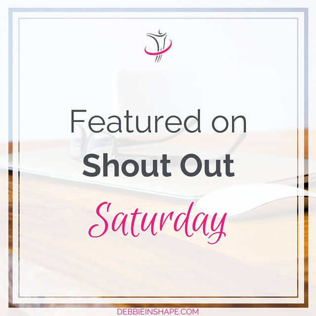 Check these blogs featured on Shout Out Saturday.
