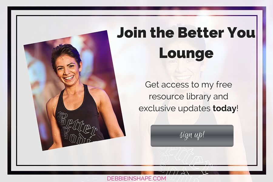 Join the Better You Lounge today!