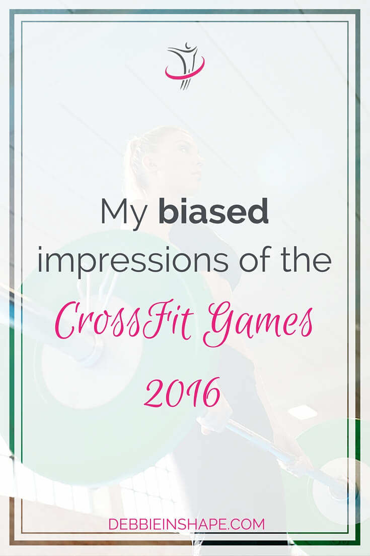 Another year and another unforgettable experience even from far: The CrossFit Games 2016. Lots of changes, surprises and great experiences.