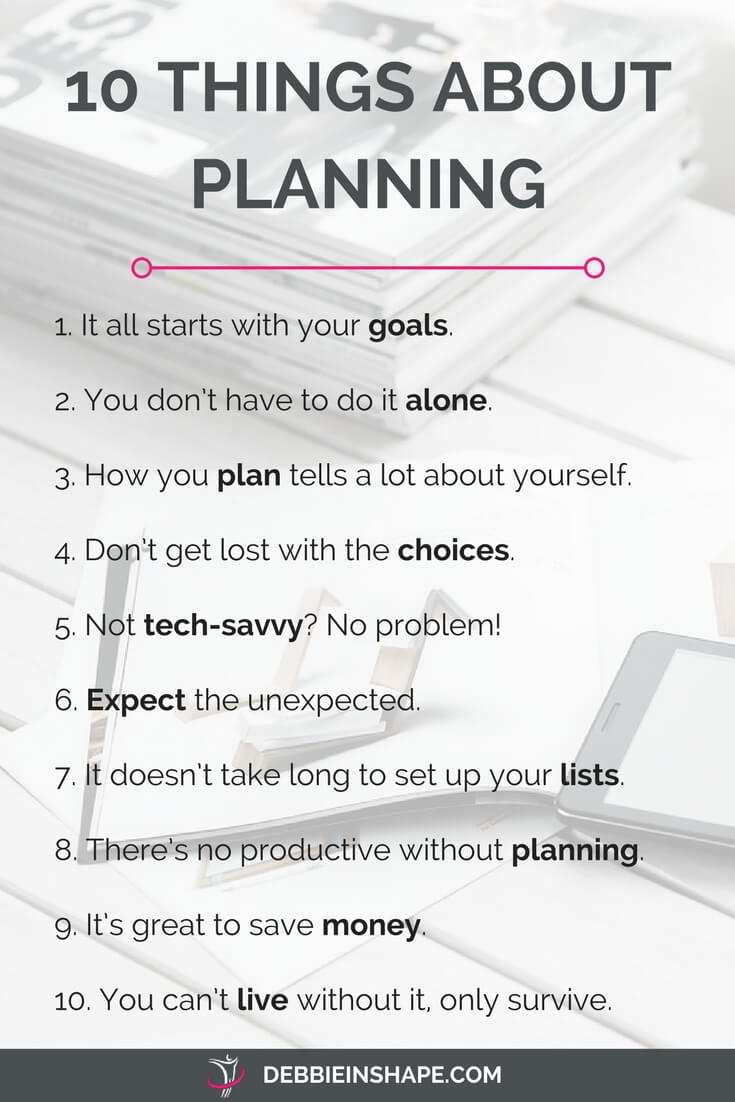 Learn how to plan mindfully for efficiency and success. Grab my checklist on the blog and stop acting on impulse.