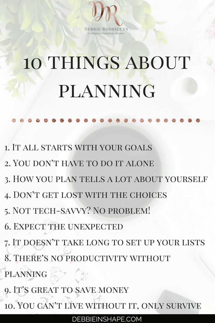 Learn how to plan mindfully for efficiency and success. Stop acting on impulse. Join the 52-Week Challenge For A More Productive You and get all the support you need to become a better version of yourself one day at a time. #productivity #confidence #success #journaling #planning