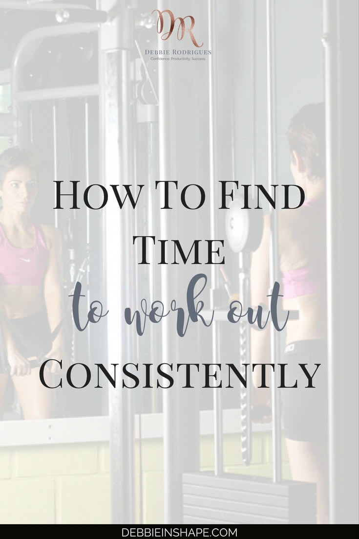 Check these tips on how to find time to work out consistently based on your personality type. Be inspired, create space in your schedule, and start moving to be healthier and more confident. Join my FREE Vip Tribe for exclusive tips, accountability, and motivation. #productivity #confidence #success #health #lifestyle