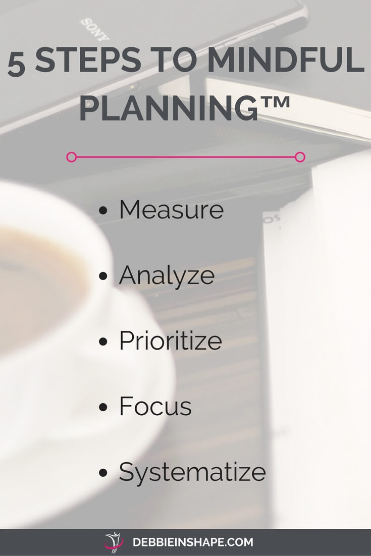 Stop sucking at productivity with the 5 Steps To Mindful Planning™. Discover how you can define realistic priorities and overcome procrastination one day at a time without stress. Make time for the things that are meaningful to you while developing a fulfilling lifestyle. Join my FREE email course today and learn exactly how it works.