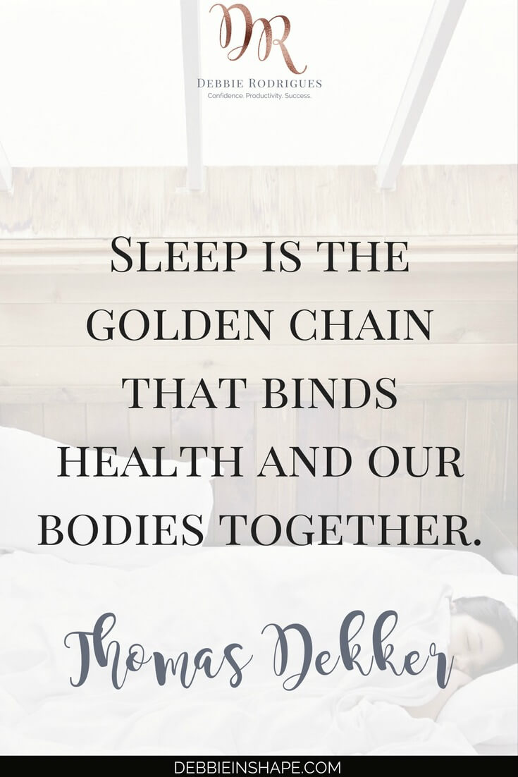 Find out how sleeping boosts your productivity. Because unless you get enough rest, there's no way your body and your mind will be able to do their job properly. Discover 5 reasons you sleep all your hours to become more efficient one day at a time. #productivity #confidence #success #health #wellness #quote