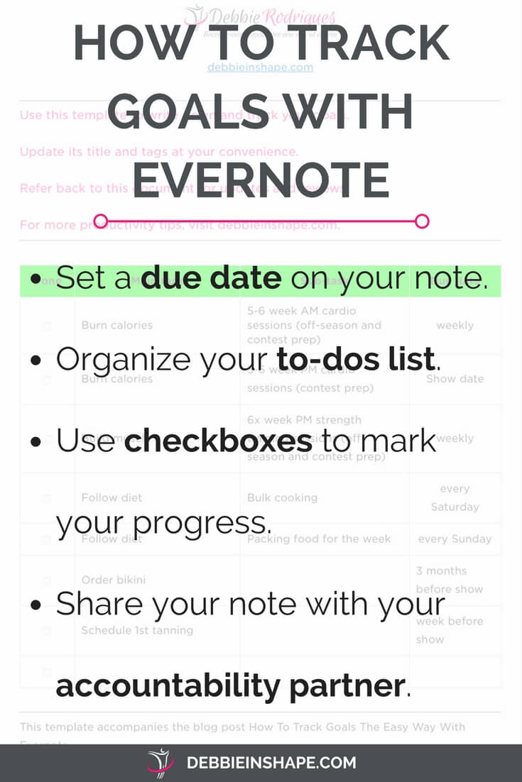 Find out how to use Evernote to increase your productivity. Read more on the blog and grab 2 Evernote templates that will help you achieve success.