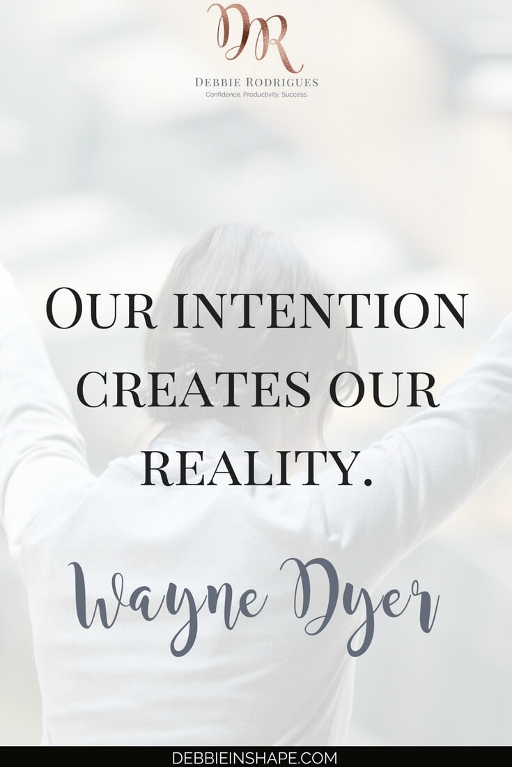 how to be clear about your intentions