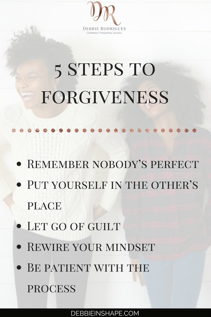 Discover how to improve yourself by being more forgiving. Read all about it on the blog and join the 52-Week Challenge For A More Productive You today. Receive all the information and support you need to become a better version of yourself and achieve your Dreams. #productivity #confidence #success #journaling #mentalhealth