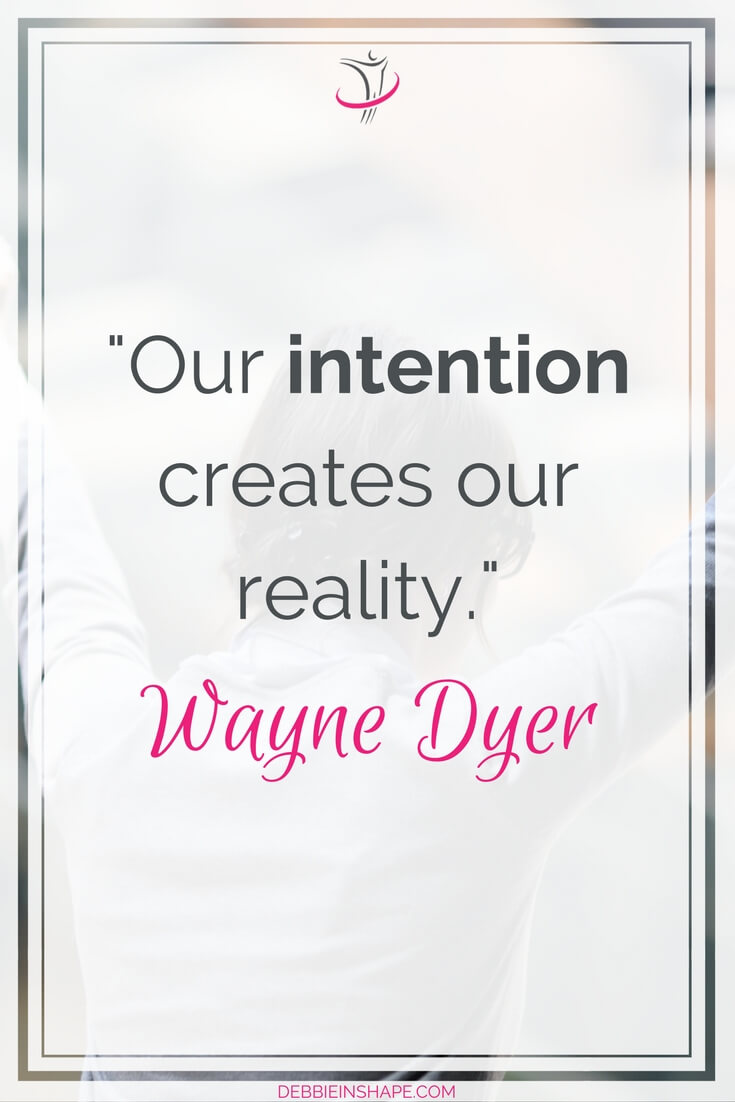Find out how to make your dreams come true with intention. Read more on the blog.