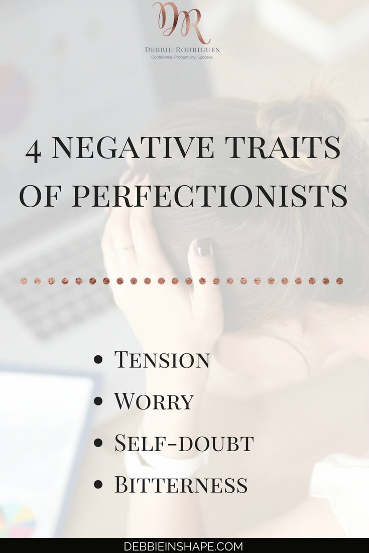 Be careful with the ugly side of perfectionism. It can be killing your career and other's trust in you. Learn how to overcome its side-effects one day at a time by joining the 52-Week Challenge For A More Productive You. #productivity #confidence #success #journaling #perfectionism