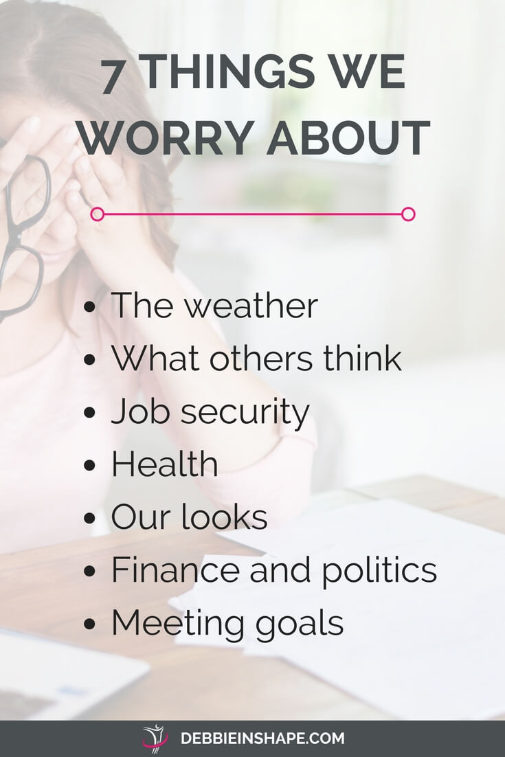 Watch out for these common triggers of worry. Start to relax today if you want to be more productive. Learn all about it on the blog.