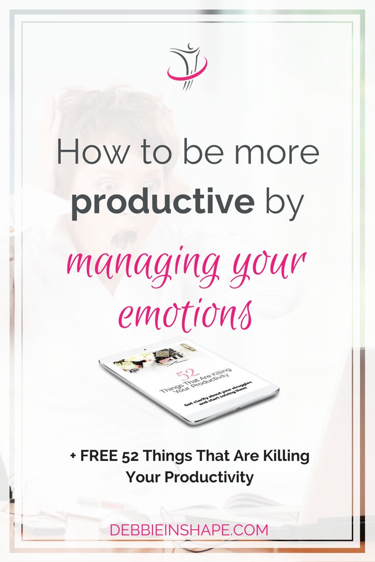 Managing your emotions is much more than holding them back or hiding your feelings. Discover all about their influence on your efficiency by reading the blog!