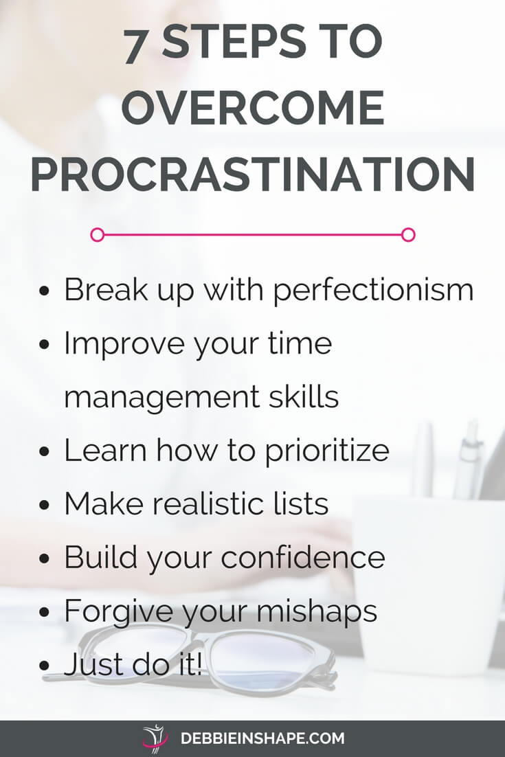 How To Get Rid Of Procrastination
