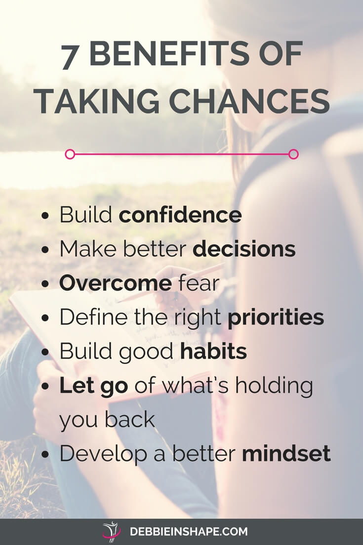 Discover the 7 benefits of taking risks to be more productive. Increase your chances of success by developing an efficient and fulfilling lifestyle. Start applying the 5 steps to Mindful Planning™ today and get more done without overwhelm. Want to know how? Read the everything about it on the blog today!