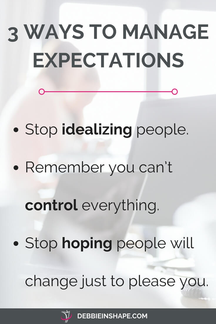 Learn how to manage expectations to be more productive. On your path to success and fulfillment, you'll work with others to grow. Discover today the role your assumptions play in teamwork to develop the best approach going forward. Join the 52-Week Challenge For A More Productive You today for accountability and support.