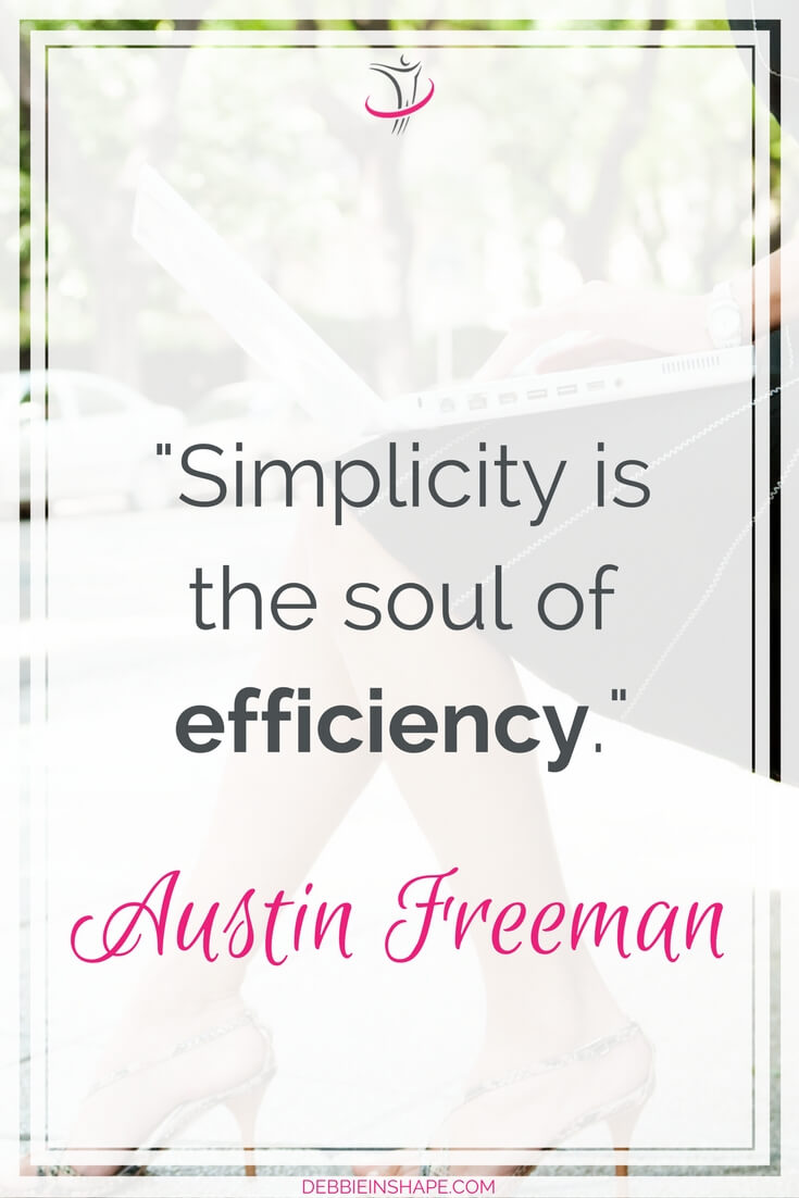 Learn how to keep it simple and boost your productivity with the right tools. A lot of times, we waste time and money because we use our favorite tools inefficiently. Join my FREE VIP Tribe today and find out the approach of other like-minded achievers. Be part of an awesome community for accountability, support, and motivation.
