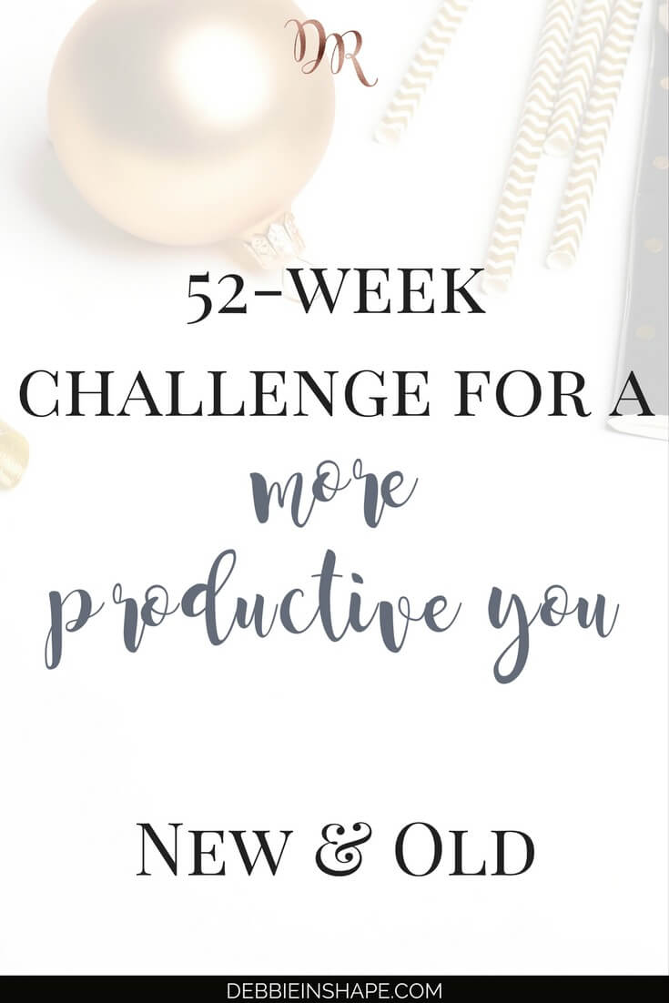 After its success, I'm super excited to introduce the 52-week productivity challenge 2018 version. Read all about the update of the only roadmap you need to be more successful. And to experiment the improvement yourself, make sure you join us today. #productivity #confidence #success #challenge #beforeandafter #community #support #accountability #motivation