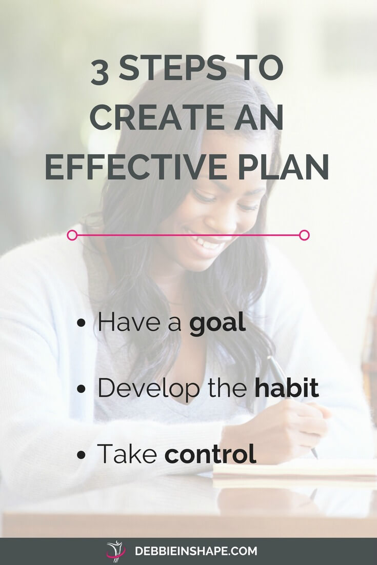 The only steps you need to create a plan to be more efficient. Because things don't have to be complicated to be effective. Be consistent and you'll see the results in no time. If you need help staying on track and could use some extra motivation, come on over to my FREE VIP Tribe. Join an awesome community of like-minded achievers for tips, support, and accountability. #productivity #confidence #success #planning