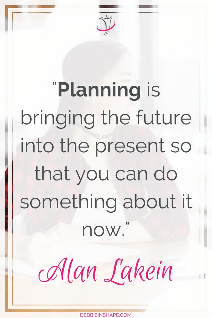 How to start creating a successful future today with planning. Because today you're building the foundation of your tomorrow. Don't let it be a chaotic one. And if you need support to stay on track, come on over to my FREE VIP Tribe. Join a community of like-minded achievers for accountability and motivation. #productivity #confidence #success #planning