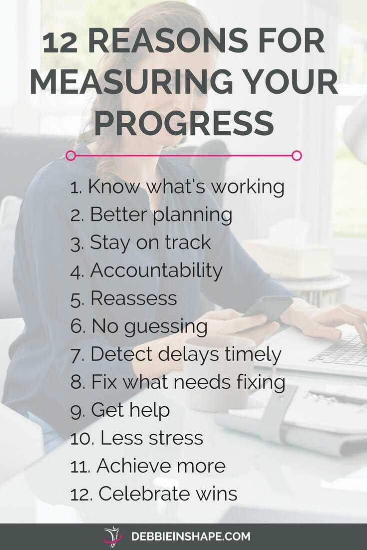 Discover why you need to measure your progress. Don't let your perception of where you're dull your sparkle. Take the time to acknowledge and celebrate your victories to boost your self-esteem and stay motivated. Need some extra support? Come to my FREE VIP Tribe today and become a member of an awesome community of like-minded achievers. #productivity #confidence #success #progress