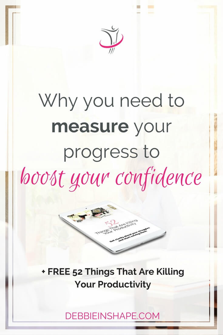 If you don't know yet why you have to measure your progress to boost your confidence, I got 12 reasons for you. Check them out! And if you're looking for other like-minded achievers for support, accountability, and motivation, join my FREE VIP Tribe today. Because together, we're stronger! #productivity #confidence #success #progress