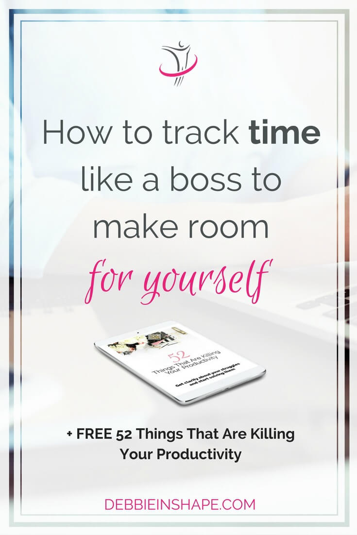 Unless you start to track time like a boss, you're killing your chances to be more successful. Find out why! And to make sure you stay on track and learn how to manage your schedule one day at a time, come on over to my FREE VIP Tribe. A community of like-minded achievers for accountability, support, and motivation. #productivity #confidence #success #timemanagement
