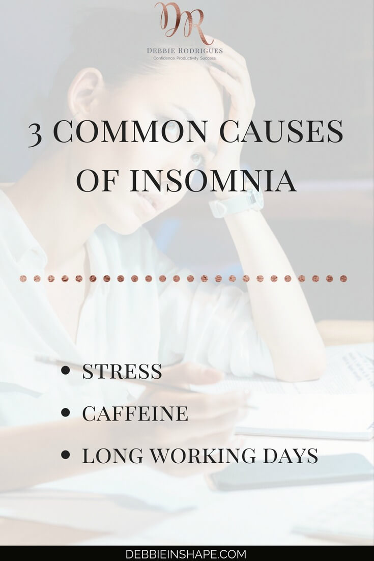 How to prevent that insomnia gets in the way of your success. Find out what you need to do to avoid that insomnia kills your productivity. Become a member of the 52-Week Challenge For A More Productive You to join other like-minded achievers for accountability, support, and motivation. #productivity #confidence #success #lifestyle #health